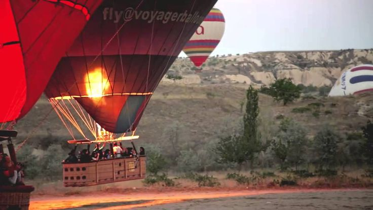 Turkey: Home of CAPPADOCIA