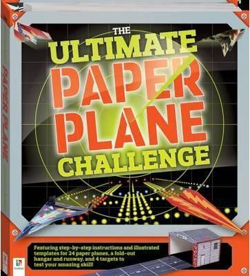 Cover Art for Ultimate Paper Plane Challenge, ISBN: 9781743528242