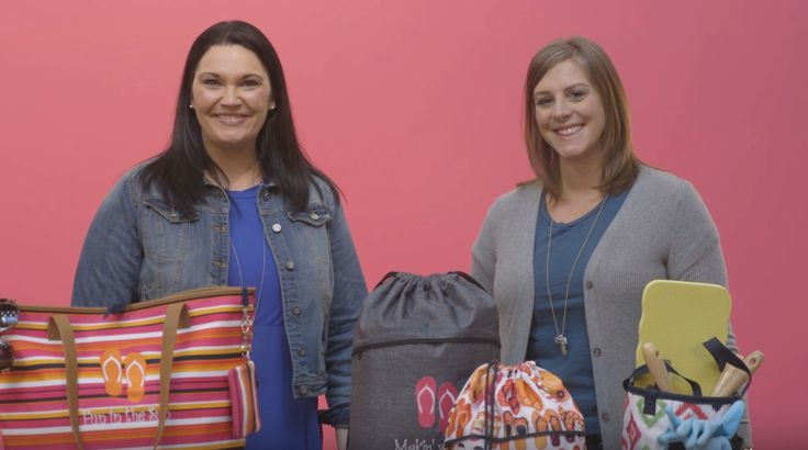 Kate and Cindy from Thirty-One Gifts tell all about the April 2014 Summer Style Guide.