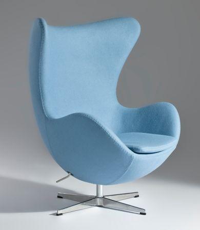 Arne Jacobsen Egg Chair - Fabric