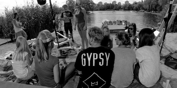 "Gypsy ""Two Tone"" tees @WakeUp"