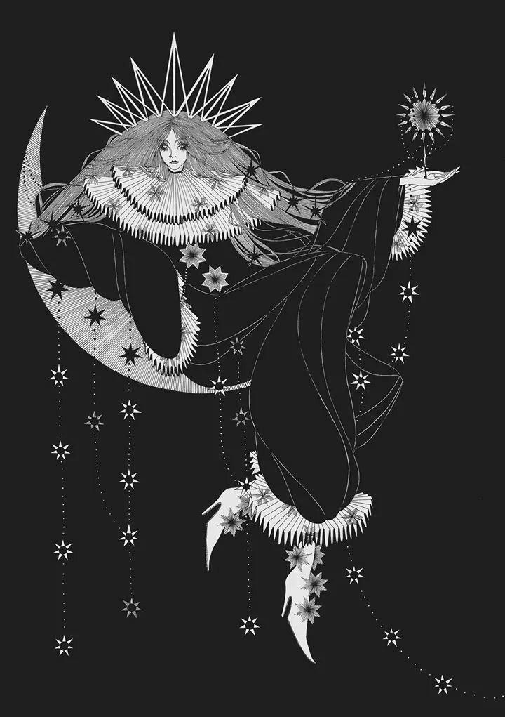 Marina Mika ~ETS #illustration