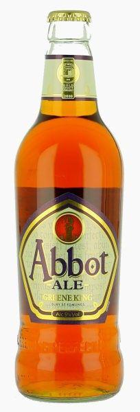 Greene King Abbot Ale | Greene King