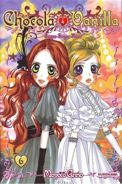 Tags: Anime, Sugar Sugar Rune, Chocolat Meilleure, Vanilla Mieux, Moyoco Anno
