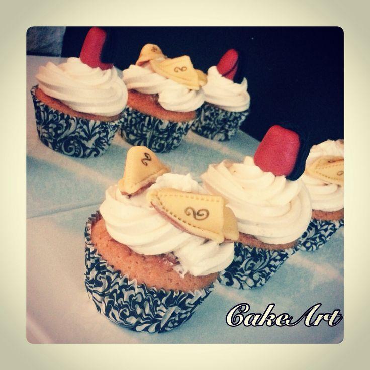 Tarbouche de Fes cupcakes #morocco