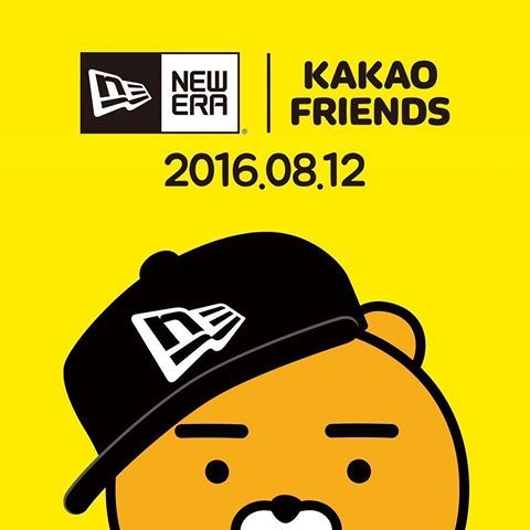 NEWERA X KAKAO TALK FRIENDS 라이언