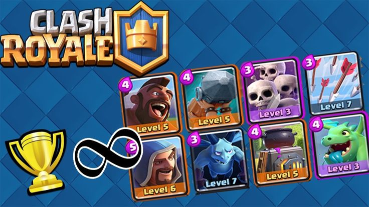 Best Deck Ever!! | Clash Royale Gameplay (Android/IOS) How to win in clash royale? Best deck to win! Chest opening and much more :)