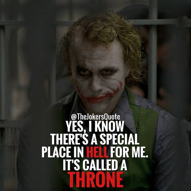 "979 Likes, 10 Comments - Joker Quotes (@thejokersquote) on Instagram: "" Must Follow @_Joker_Forever @TheJokersQuote @TheJokerSayings For Daily Motivation And…"""