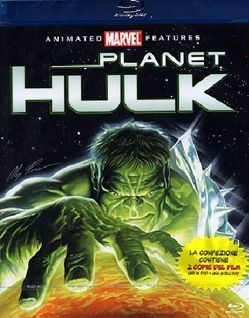 Prezzi e Sconti: #Planet hulk (blu-raydvd)  ad Euro 21.90 in #Eagle pictures #Media dvd e video animazione