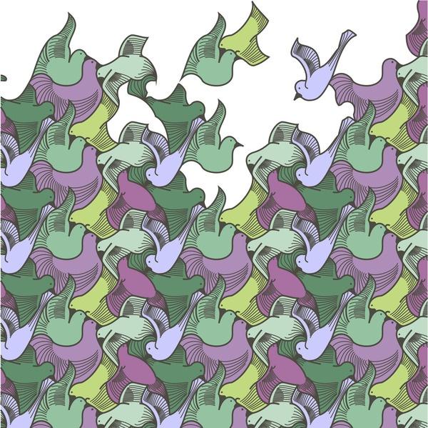 Martin Ferrero tessellations