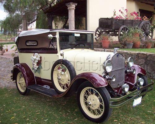 Auto Epoca / autos para boda / Jalisco