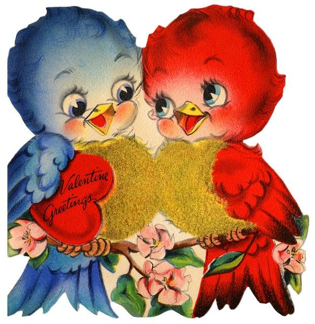 love birds by lovdolls