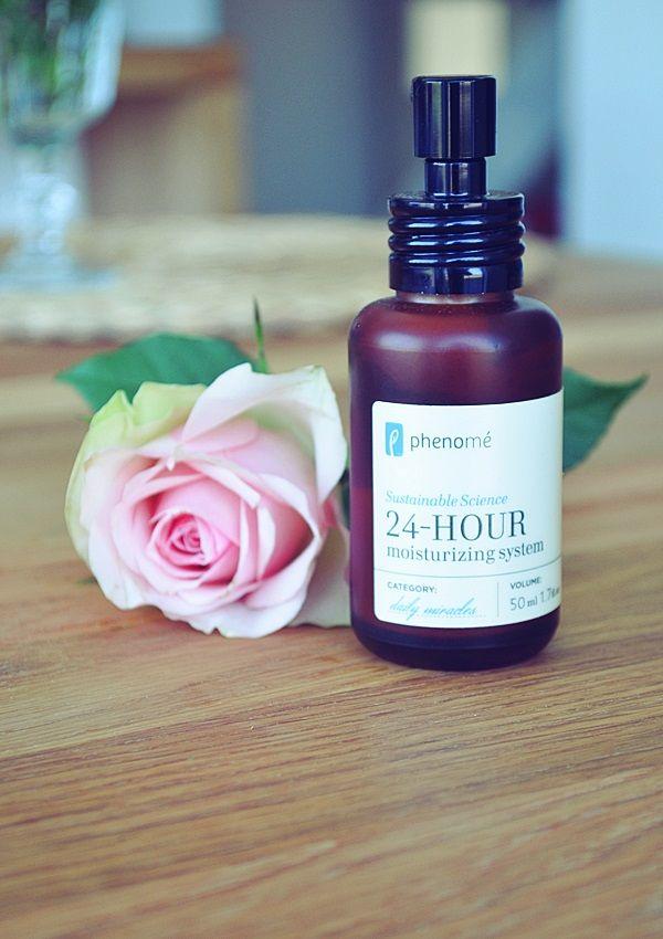 24 HOUR Moisturiser från Phenomé Cosmetics. Lyxig ekologisk hudvård. Köp hos Ecoliving.se