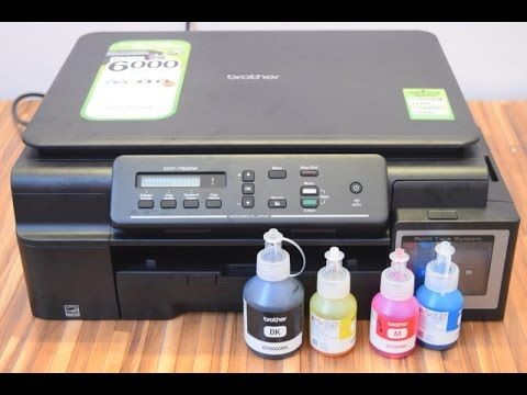 Printer Brother DCP-T500w Harga Terbaru Dengan Tabung Tinta Original - http://connexindo.com/printer-brother-dcp-t500w-harga-terbaru-dengan-tabung-tinta-original.html