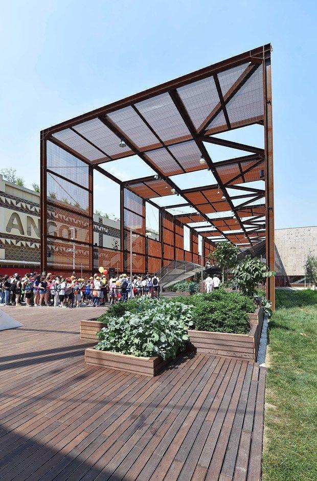 Dal Bahrain Al Brasile Secco Sistemi A Expo Milano 2015