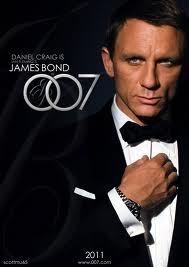 Bond...James Bond.