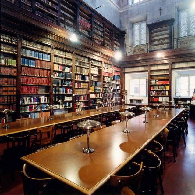 Biblioteche in Italia - Biblioteca Statale di Lucca