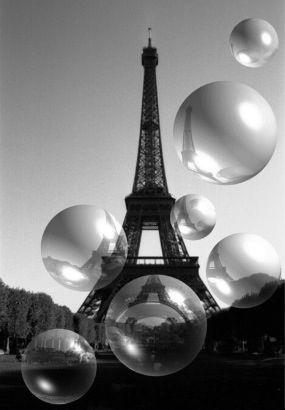 Bubbles in Paris