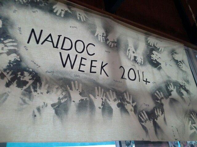 NAIDOC Week 2014.