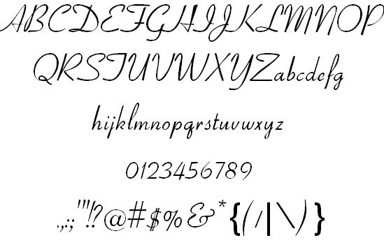 Image for Aspire font