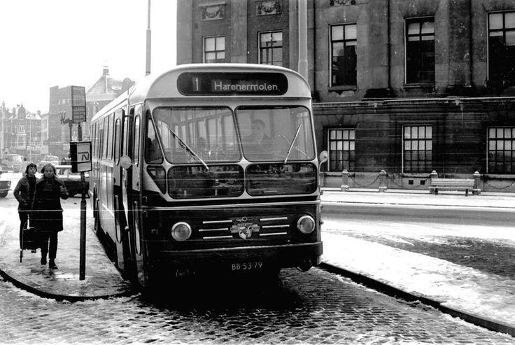 GDS bus 21 op de grote markt.
