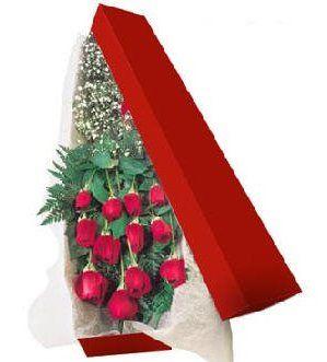 Βελούδινο Κουτί μέ τριαντάφυλλα