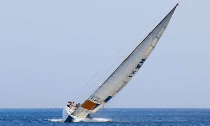 Maxi Racer Ketch sailboat in Las Palmas de Gran Canaria, Canarias, Spain