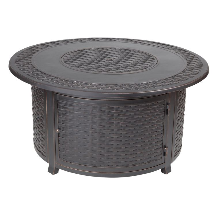 Bellante Propane Fire Pit Table