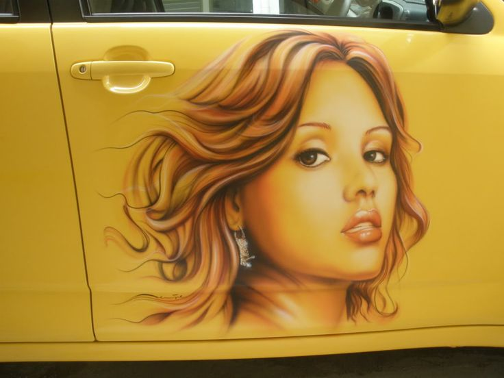 Airbrush Cars Gallery   getting a car airbrush design that fits your style and makes your car ...