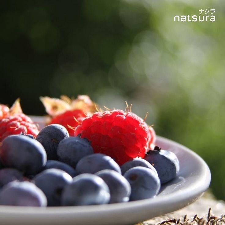 Buenos días y Feliz Martes a todos! Visítanos en www.natsura.com y encuentra el producto que mejor se adapte a ti! #natsuracom #nature #vidasaludable #vidasana #healthyfood #healthybreakfast #healthylife #frutasrojas #arandano #frambuesa