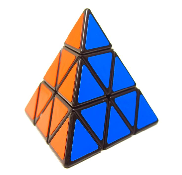 how to solve pyramid puzzle