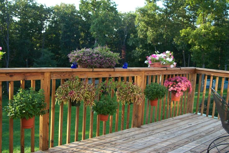 Home Balcony Garden Design