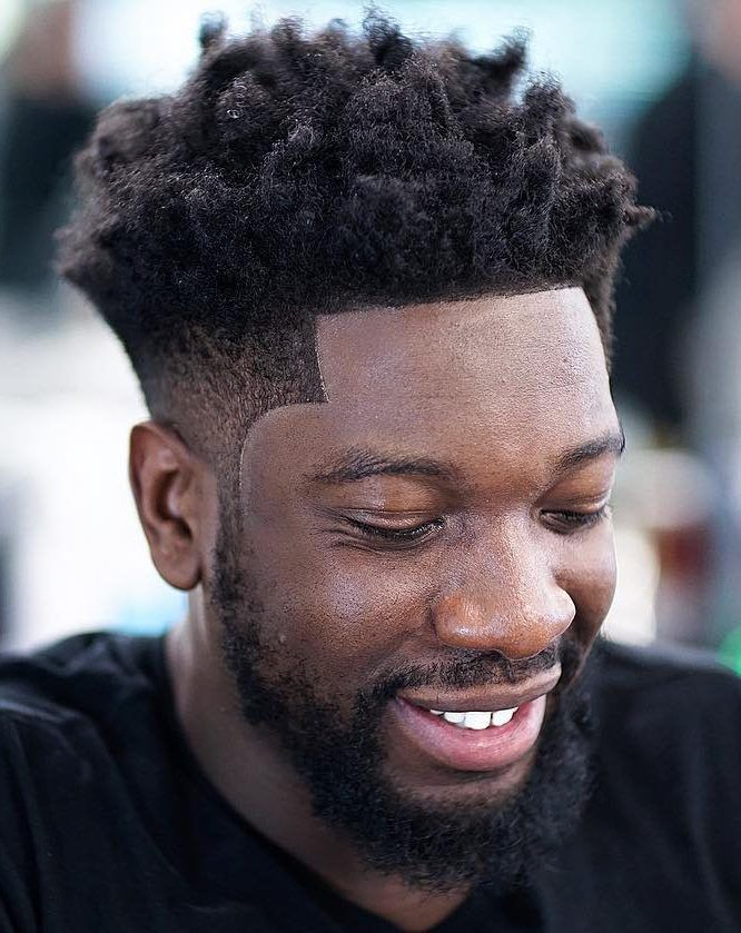 27++ Coiffure afro pour homme inspiration