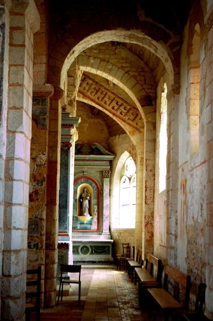 Atelier Conti: Lavardin: The Church of Saint-Genest