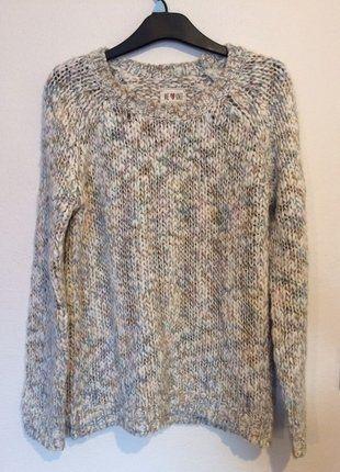 Kupuj mé předměty na #vinted http://www.vinted.cz/damske-obleceni/svetry/14848625-pleteny-hunaty-svetr
