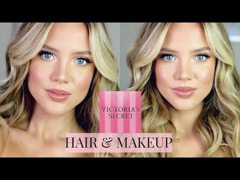 Victoria Secret Fashion Show MAKEUP & HAIR 2016 - YouTube
