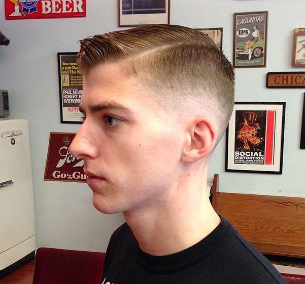17 Best Images About Cadet Hair Cut On Pinterest Comb