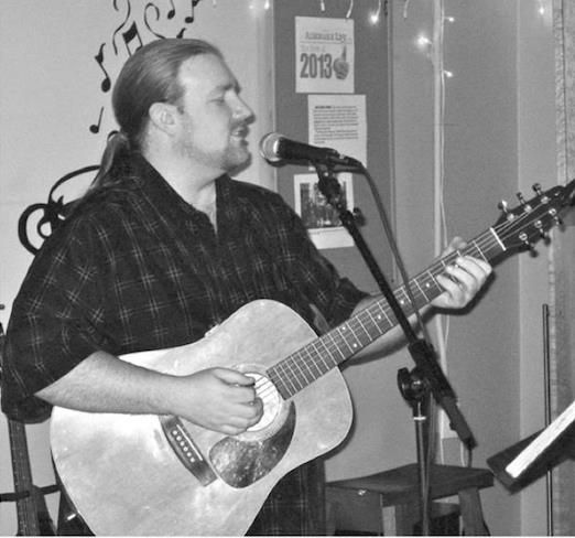The Shed hosts local musicians on Friday nights. Adam Nixon is one of our regular performers.  He plays Blues, Folk, Vintage Country, Gospel, Americana. Share a fun night of great music with friends.  Enjoy draft beer, pizza, wings, quesadillas, and more!  Open to the public.