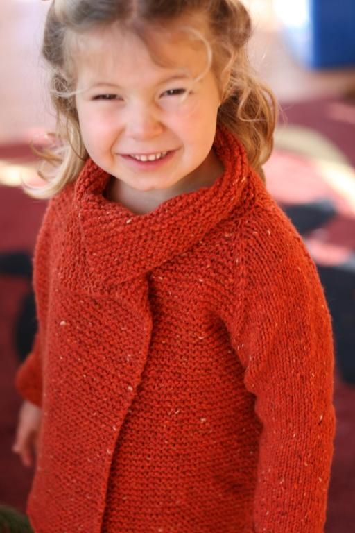 Knitting for little ones - Thirsty Rose on Craftsy.