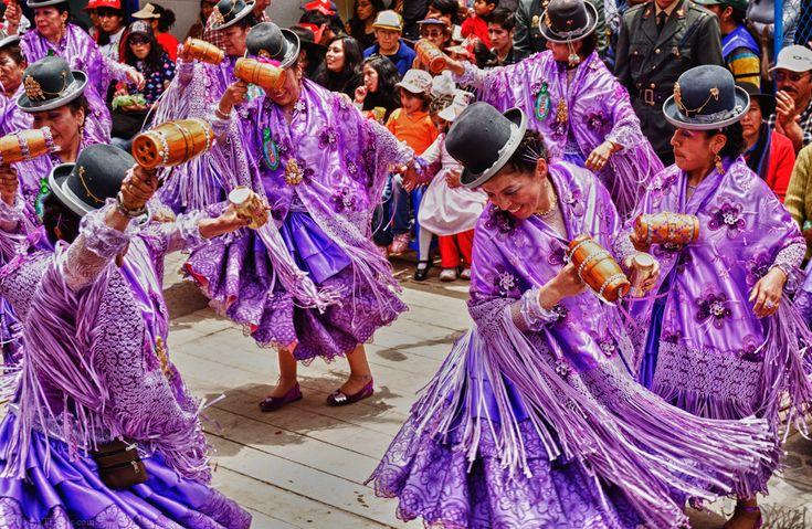 Festival of the Virgen de La Candelaria