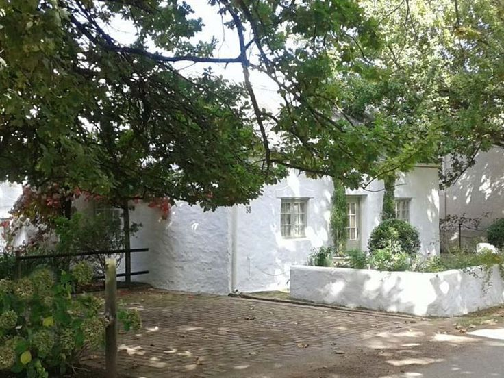 The Old Cottage - The Old Cottage is a private section of an old Greyton house situated near the top of Vigne Lane, within close walking distance to all shops and restaurants. Built in 1856 by the founder of Greyton, Sir ... #weekendgetaways #greyton #southafrica