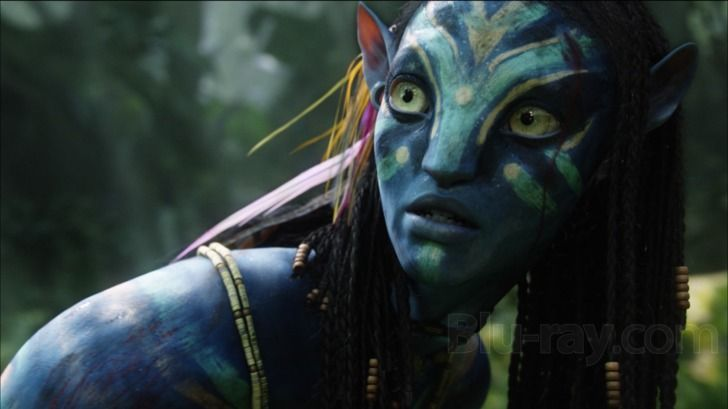 Avatar 3D Blu-ray: Limited 3D Edition