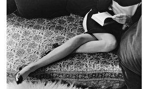 Quietly sensual images … 'Martine Franck, Paris, France, 1967'.