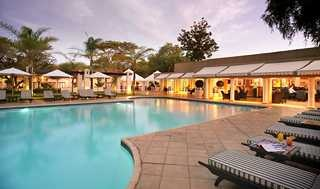 Pool -Gabarone Sun Hotel. Quote and Book  http://www.south-african-hotels.com/hotels/gaborone-sun-hotel/