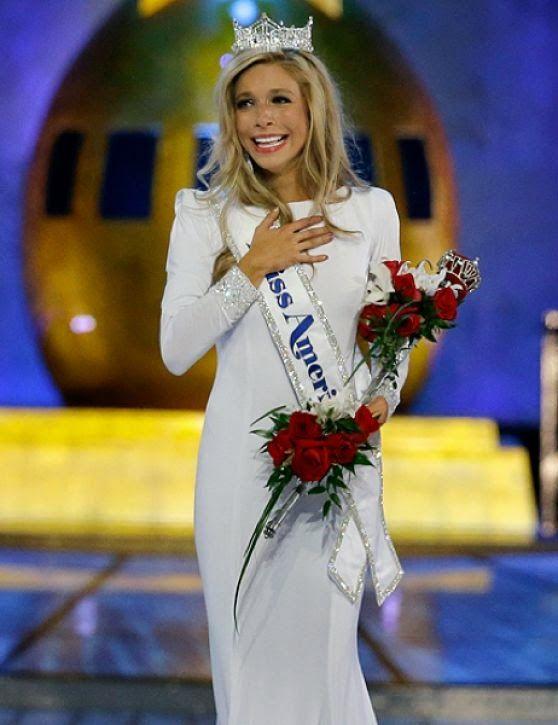 New Yorker Kira Kazantsev crowned Miss America 2015