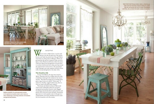 Prairie style: Cottages Dining, Dreamy White, Blue Cabinets, White Dove, Style Decor, Decor Ideas, Romantic Prairie, Shabby Chic, Prairie Style