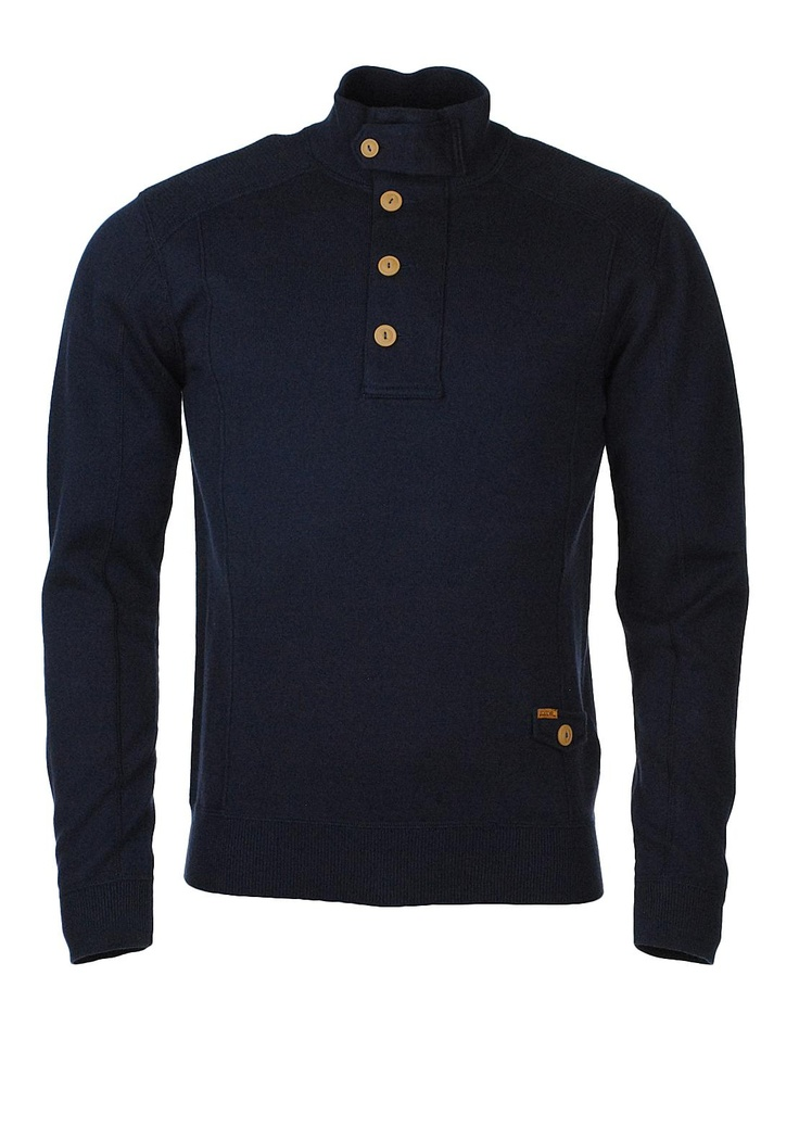 Duck and Cover Gardner Sweatshirt, Navy | McElhinneys Online Department Store