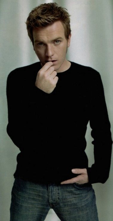 ewan mcgregor i love your face