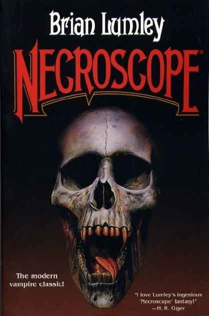 Necroscope by Brian Lumley | The Five Greatest Vampire Novels Written In The Past 100 Years
