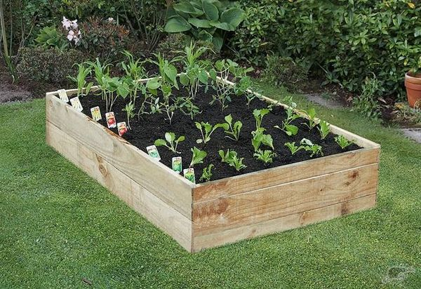 Wie Man Ein Hochbeet Baut Clevere Landschaftsideen Gartenliege Hochbeet Garten Hochbeet